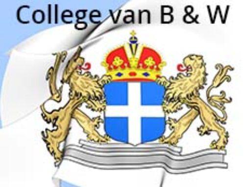 College B & W