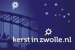 Logo Kerst in Zwolle
