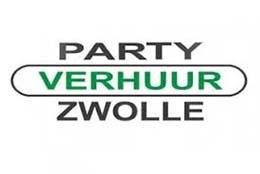 Logo Party Verhuur Zwolle