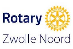Logo Rotary Zwolle - Noord